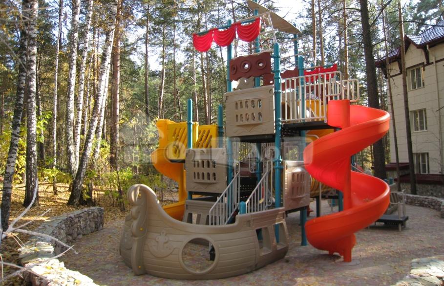 Чему должны соответствовать детские игровые площадки